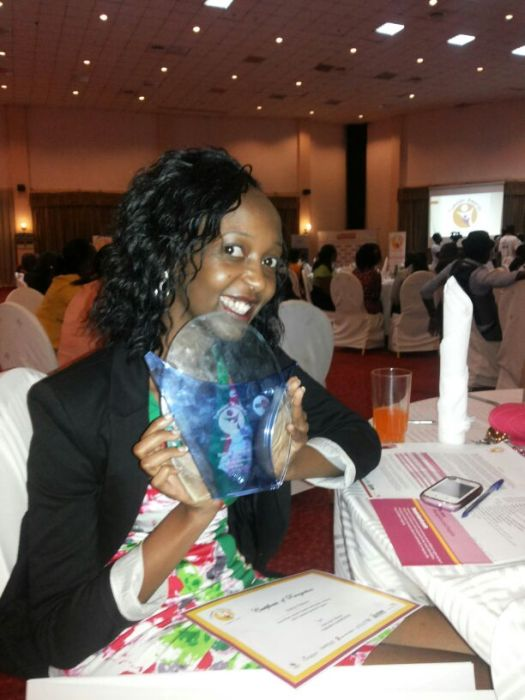 Tumaini award pic