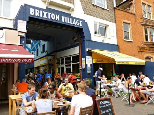 BRIXTON restaurant