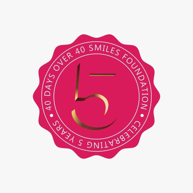 5-year-sticker